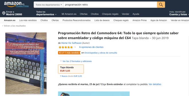 Más vendido Amazon