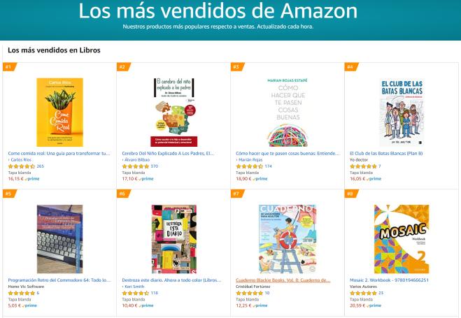 Ranking Amazon
