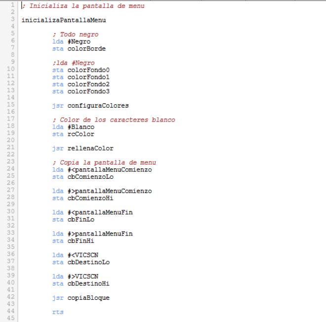 Asteroids - Rutina pantalla inicial.PNG