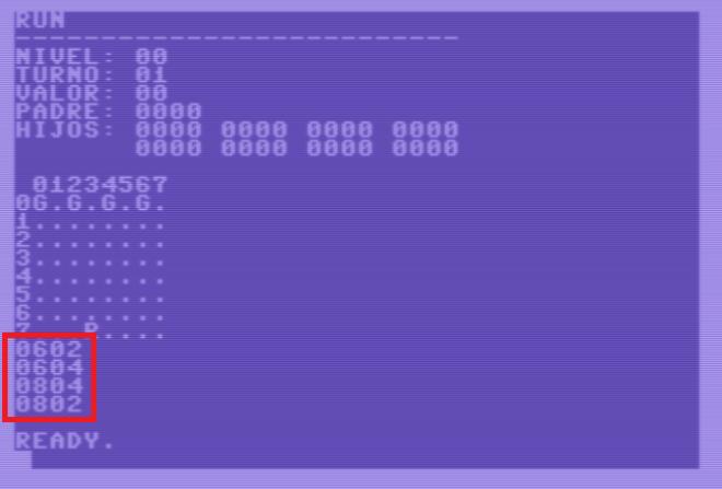 Programa principal - movs ratón2