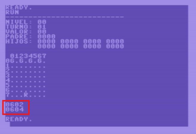 Programa principal - movs válidos ratón2